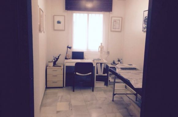 Oficina compartida Sevilla Espacio San Ignacio